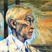 Konrad Adenauer, erster Kanzler der BRD von 1949 bis 1963