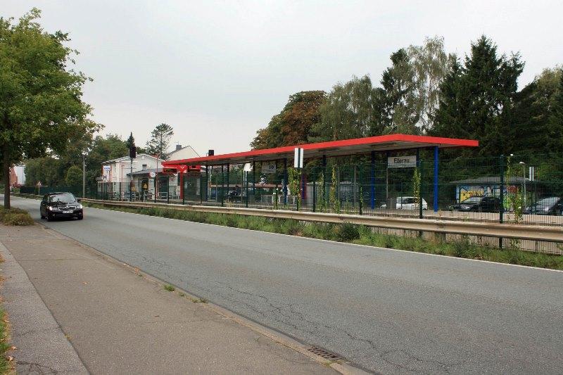AKN Bahnhof Ellerau