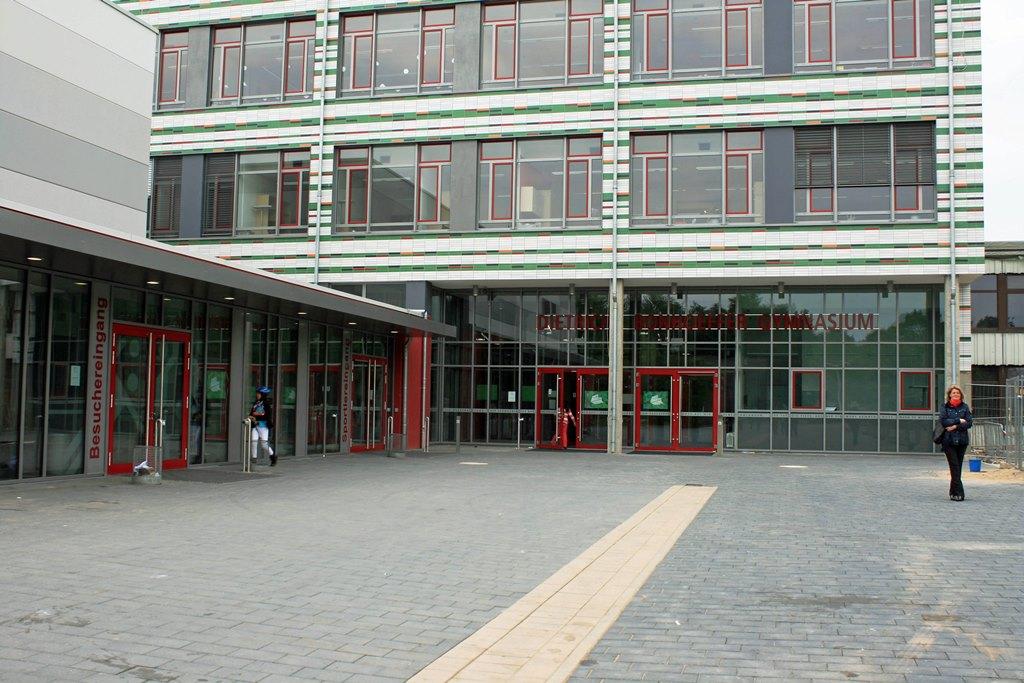 Dietrich Bonhoefer Gymnasium Quickborn